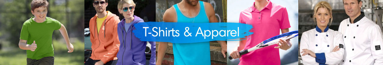 T-Shirts & Apparel