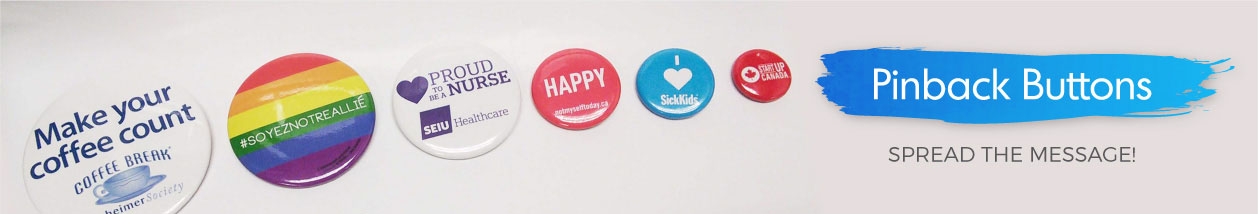 Buttons (Pinback)