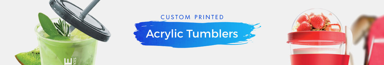 Acrylic Tumblers