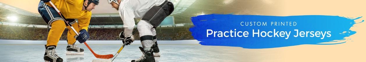Practice Hockey Jerseys