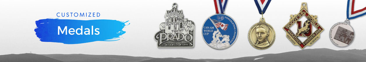 Custom Medals Toronto | Order Unique Promotional Awards from