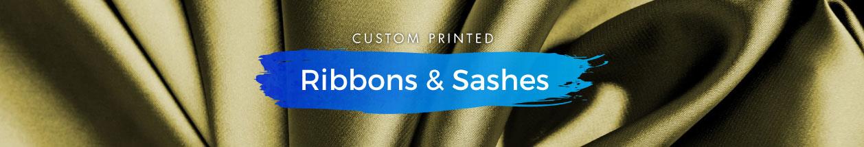 Ribbons + Sashes