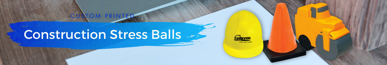 Construction + Civic Stress Balls