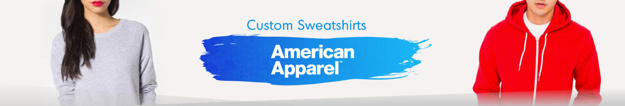 American Apparel Hoodies
