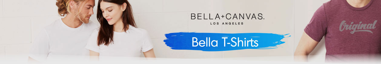 Bella+Canvas T-Shirts