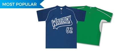 480a6bc2b12 Custom Printed Baseball Jerseys in Toronto