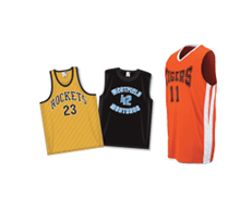 Basketball League/Practice Uniforms