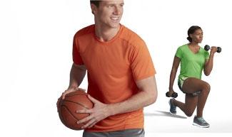 Athletic T-Shirts