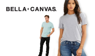 Bella+Canvas T-Shirts