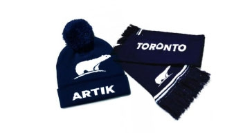 Toques & Scarves