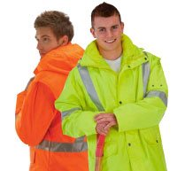 Safety Jackets (High Visibility)