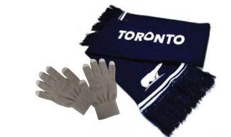 Scarfs/Gloves