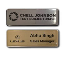 Badges (Name Tags)