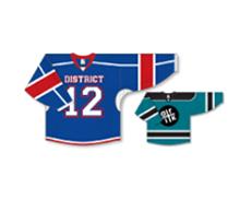 Select Hockey Jerseys