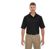 Snag-Protection Golf Shirts
