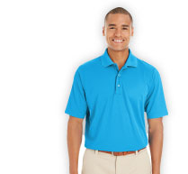 Solid Colour Golf Shirts