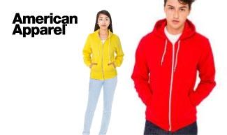 American Apparel Hoodies