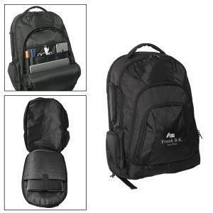 Full Zip Jetsett Travel Laptop Backpack