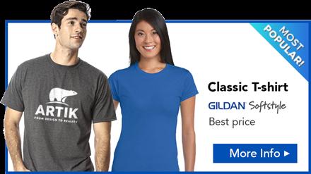 bdffbc11 Get Custom T-Shirts Printed in Toronto | Artik.com