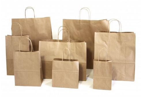 custom printed brown paper bags Custom-printed paper bags login custom-printed merchandise bags & kraft gift bags reflex blue, dark green 342, maroon 222, pantone purple, brown 476.