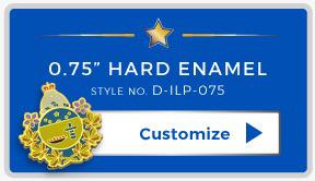 Top Three Custom Pin