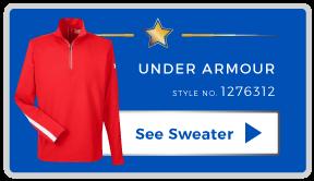 Top Three Under Armour Sweatshirt