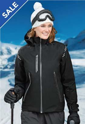 Ladies' Ventilate Seam-Sealed Insulated Jacket