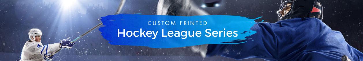 League Hockey Uniforms