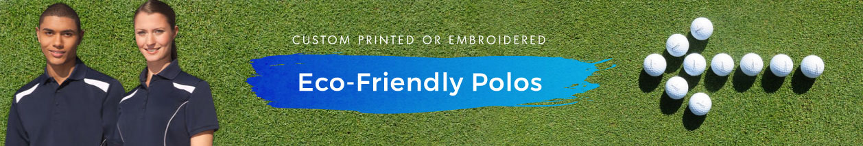 Eco-Friendly Golf Shirts