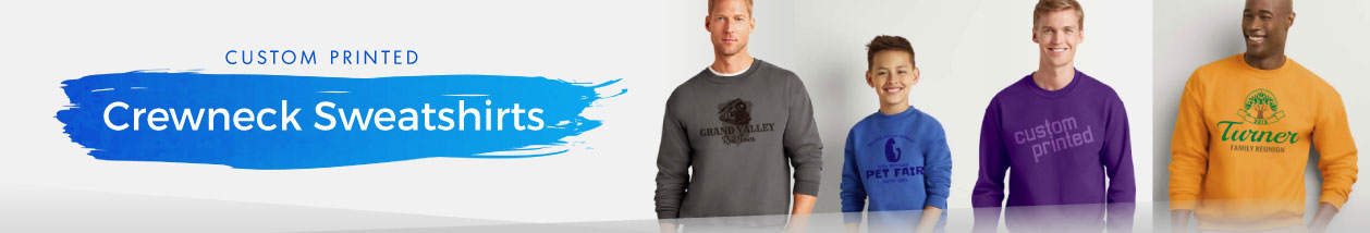 Crewneck Sweatshirts