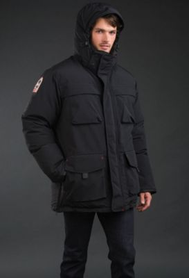AKIAK - Men's Mid-Length Parka