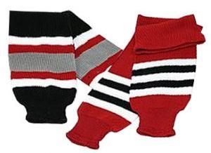 Knitted Hockey Socks