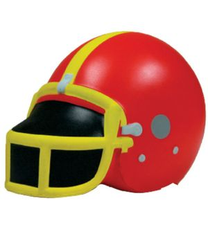 GK478 Football Helmet Stress Reliever Ball