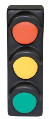 GK405 Traffic Light Stress Reliever Ball