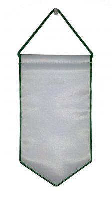 Rectangular Award Banner with Triangular Bottom (5.5