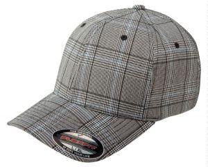 Flexfit Glen Check Baseball Cap
