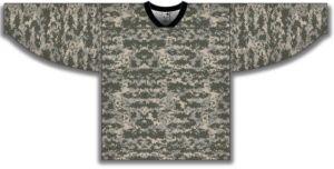 Hockey Pro Style: Desert Camouflage CAM586