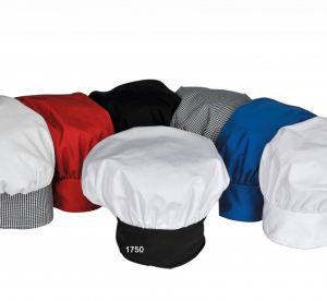 Poly/Cotton Chef Hat