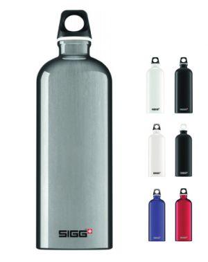 SIGG Classic Traveller Aluminum Bottles (1.0L)