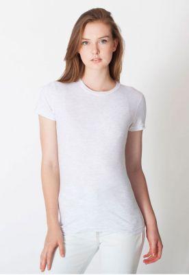 American Apparel Ladies Short Sleeve T Shirt