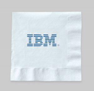 Top Seller: 1 Colour Paper Napkin