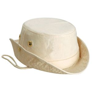 Canvas Marine Style Hat