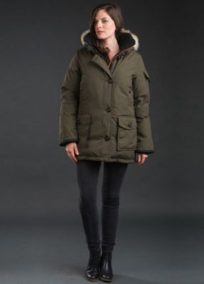 KASA - Ladies' Mid-Length Parka