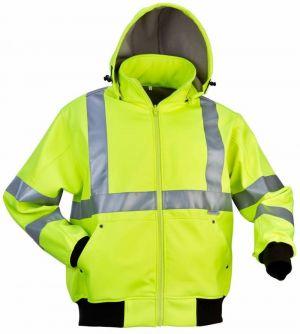 HV Soft Shell Jacket with Detachable Hood