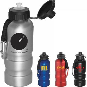 20 oz Sahara Aluminum Sports Bottle