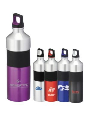 25 oz Nassau Aluminum Sports Bottle