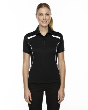 Ladies' Recycled Polyester Performance Tempo Polo
