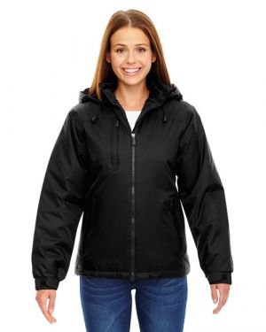 North End - Ladies' Hi-Loft Insulated Winter Jacket