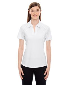 Ladies' Recycled Polyester Performance Pique Polo