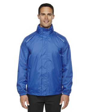 Core 365 - Men's Climate Seam-Sealed Lightweight Variegated Ripstop Jacket